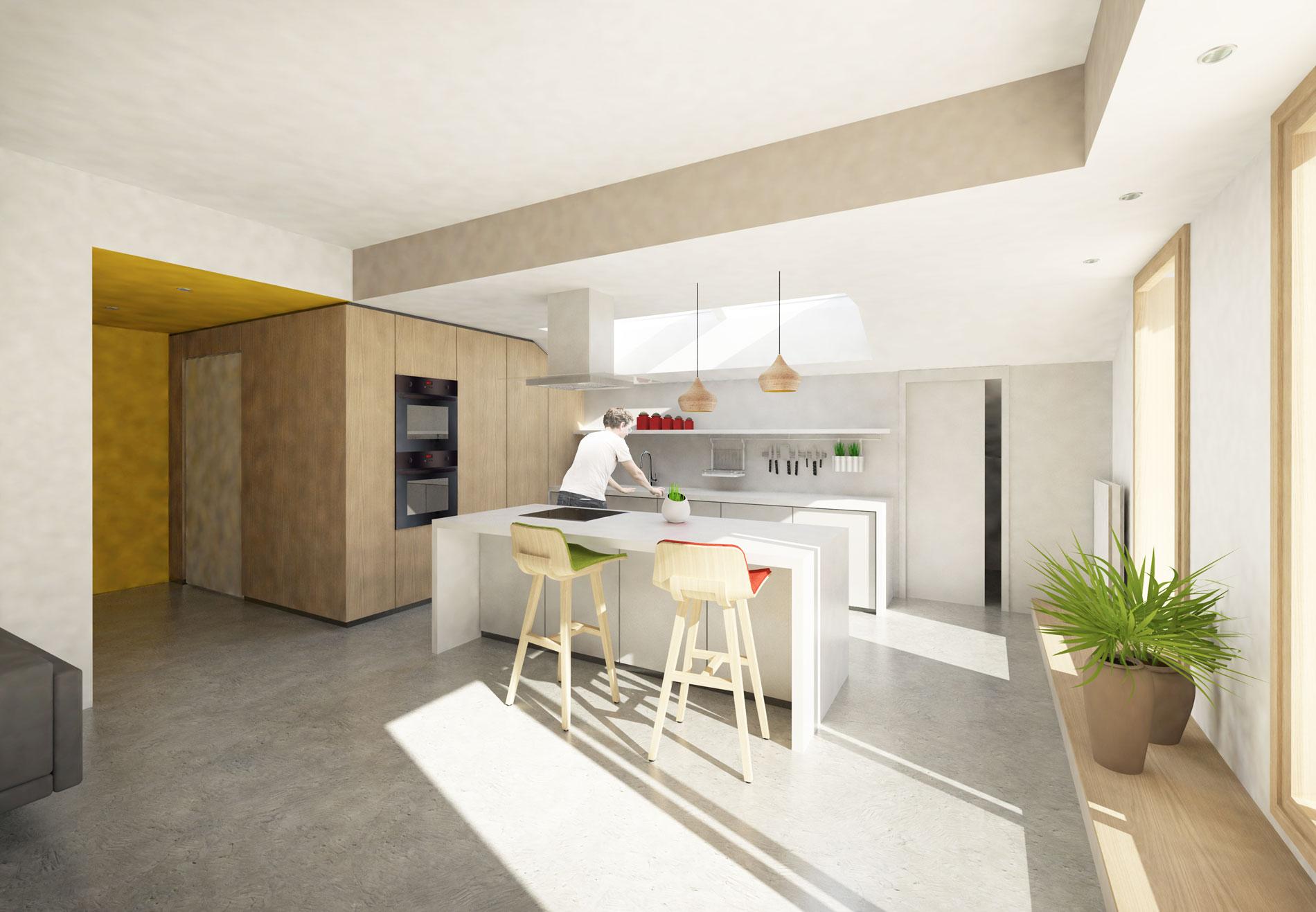 Aménagement d'un appartement