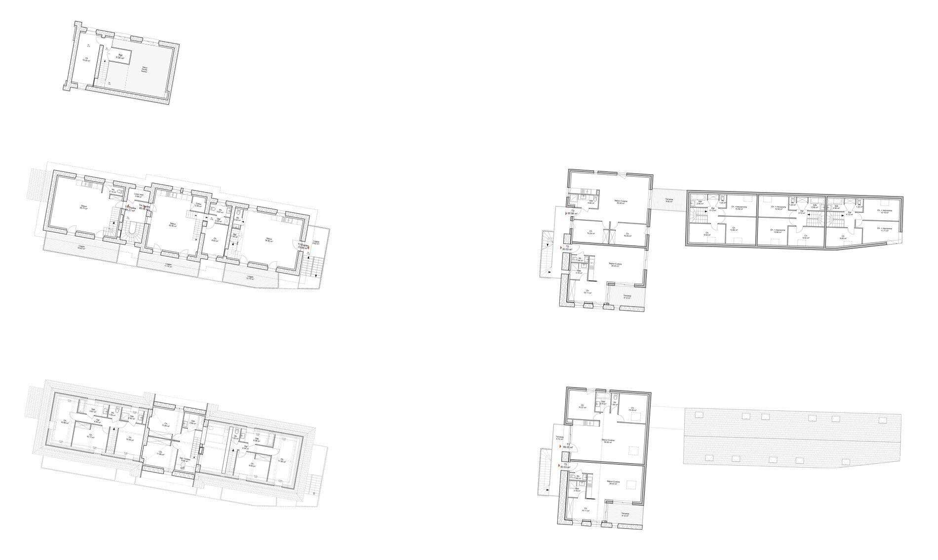 ASB-logement-rehabilitation-saint-jeoire-architectureetages-plan