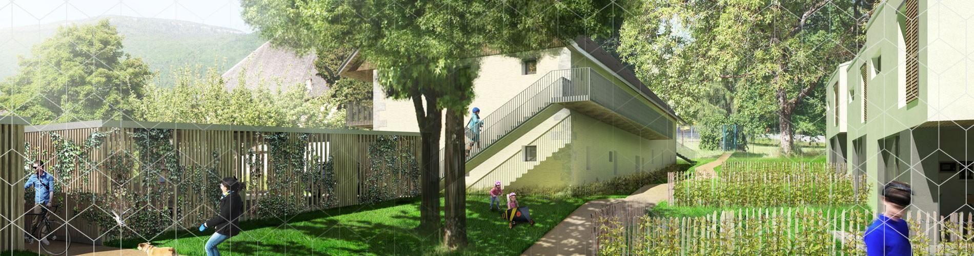 18 logements à La Motte Servolex