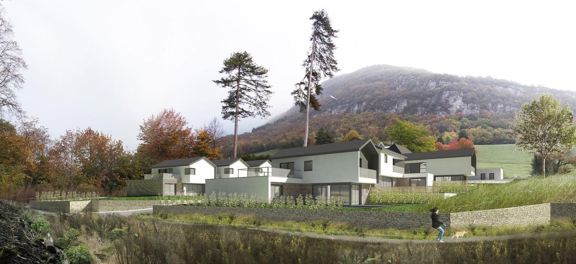 7 maisons contemporaines savoie architecture dans la pente