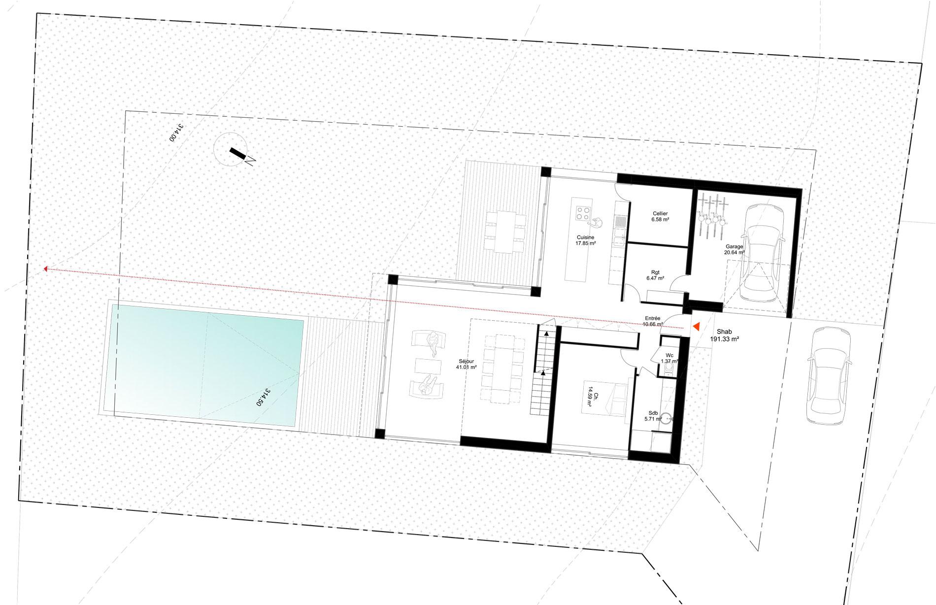 asb-architecture-maison-contemporaine-toiture-terrasse-plan-rdc