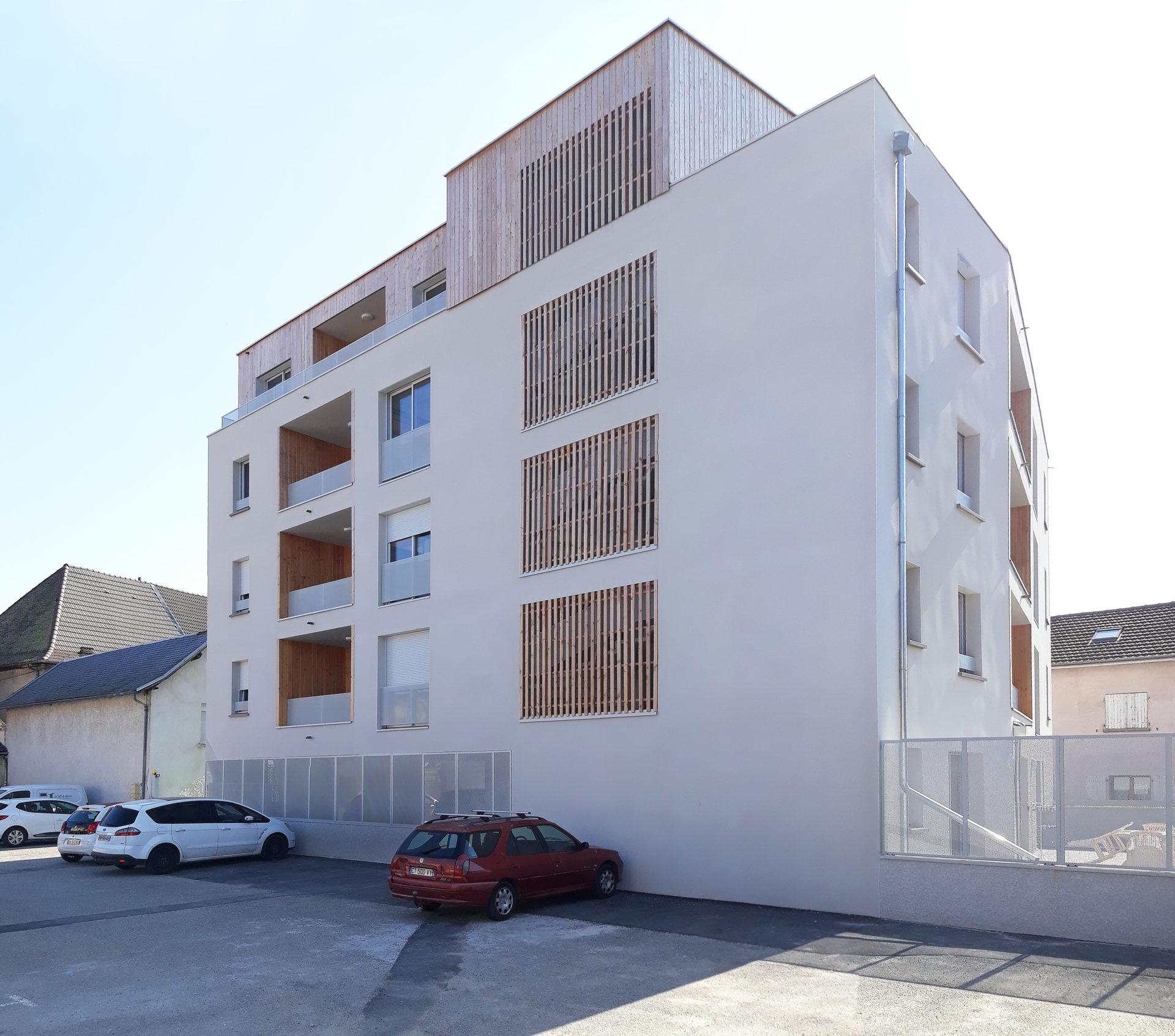 ASB architecture architecte savoie les abrets collectif 4