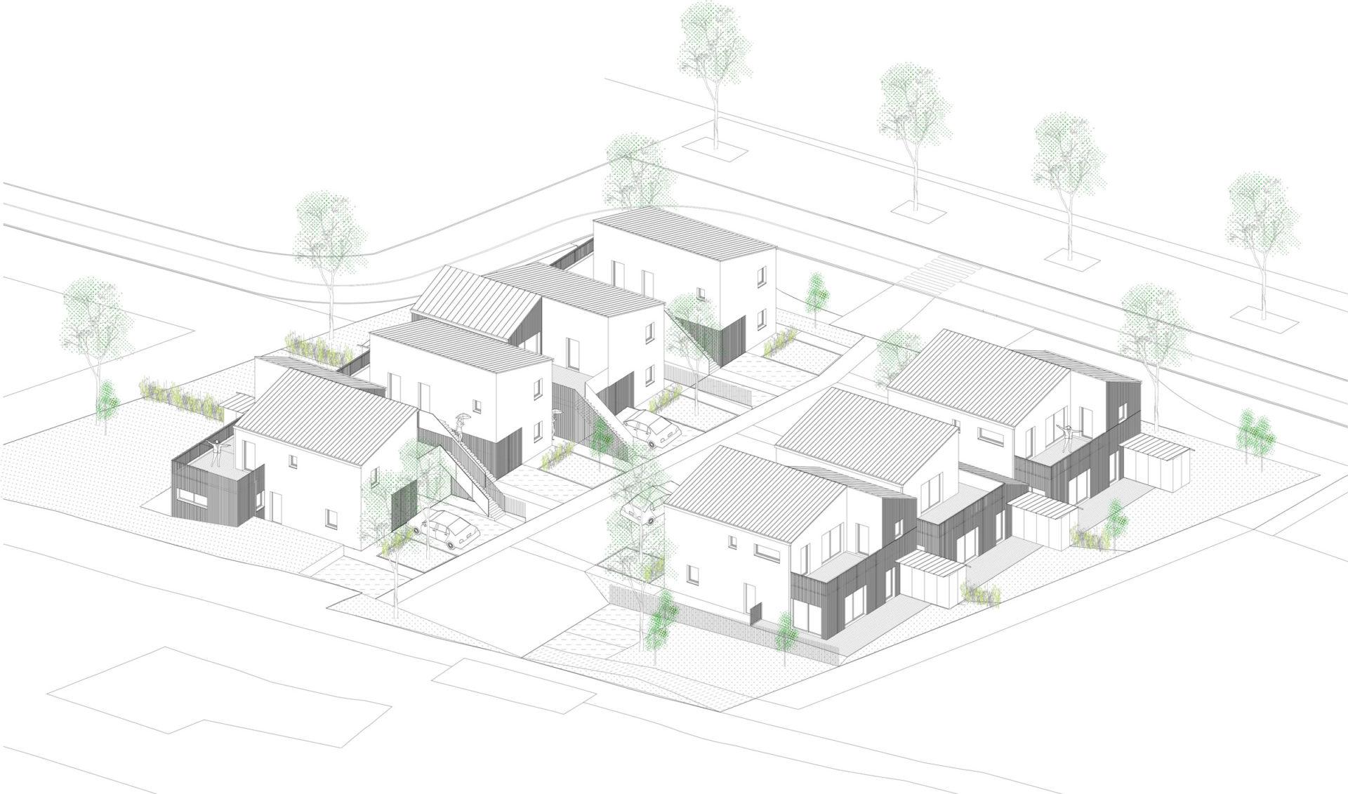 ASB-architecture-logements-intermediaires-la-corderie-bois-isere-axonometrie