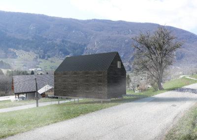 maison de vacances dans les Bauges