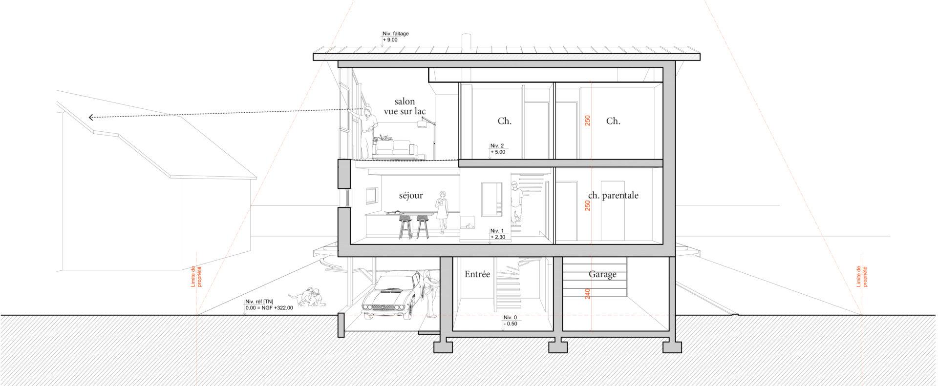 ASB architecture architecte chambery maison individuelle contemporaine bois tresserve savoie 3