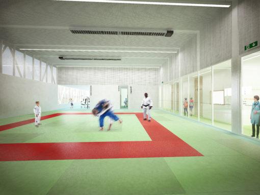 Gymnase Gordini