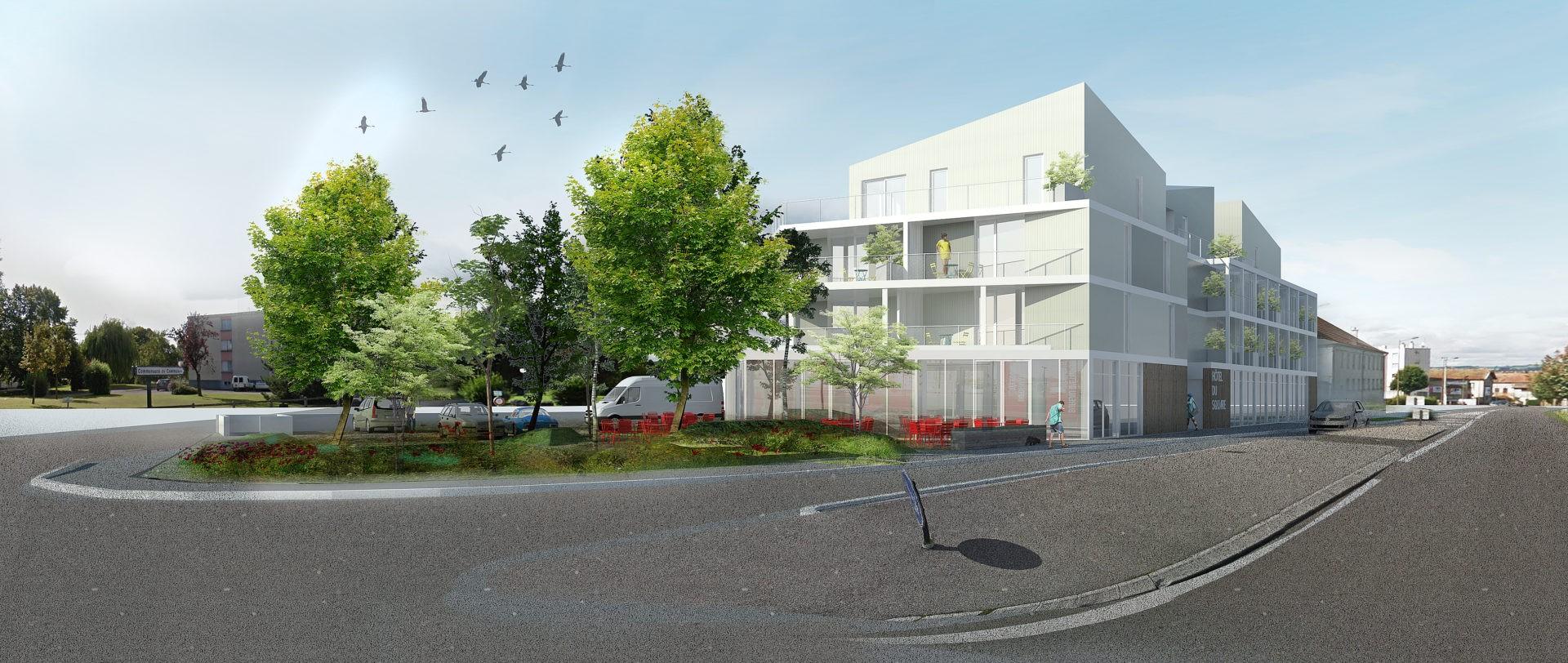 ASB architecture – chambéry savoie logement hotel restaurant 010