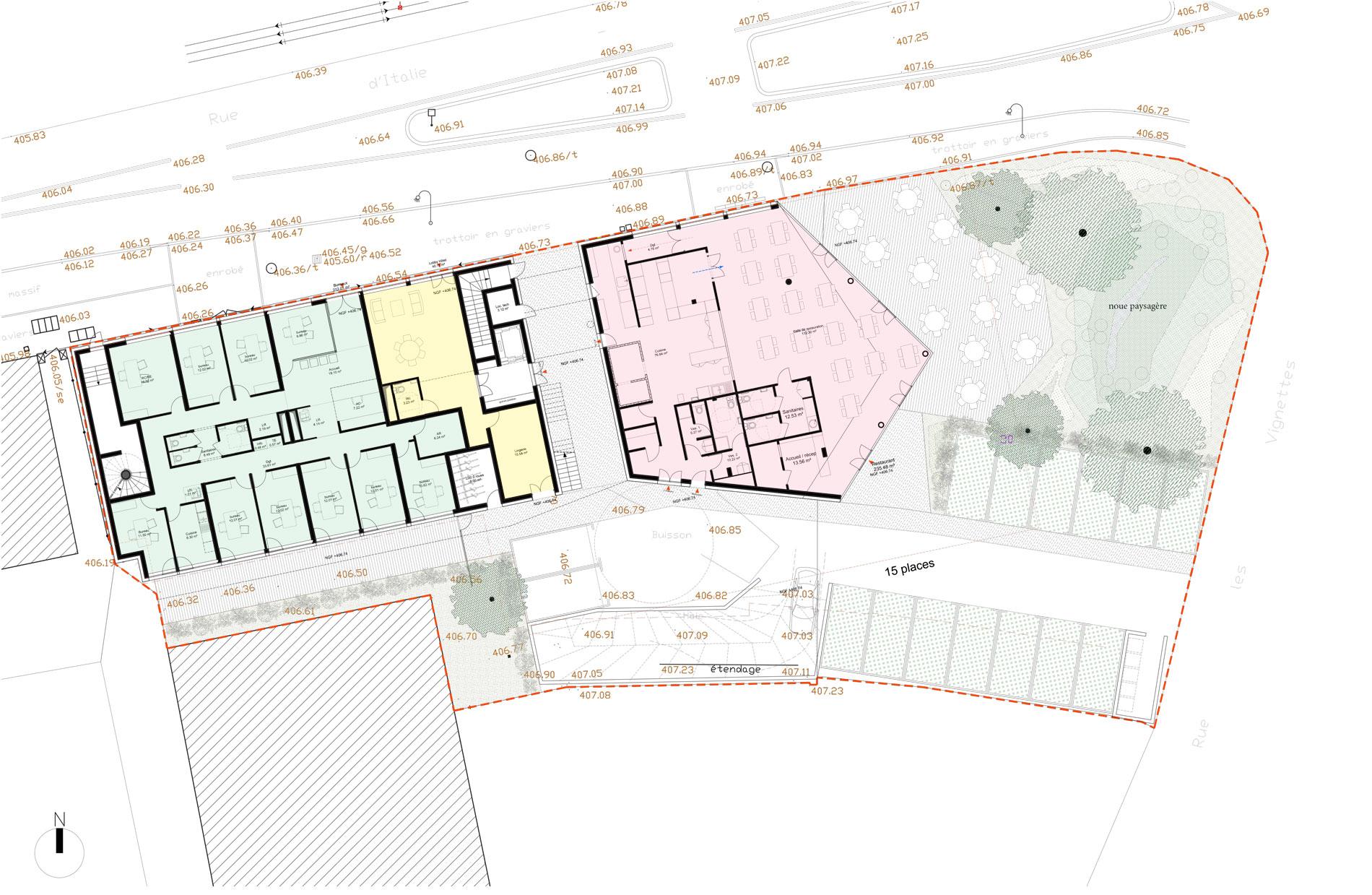 ASB architecture – chambéry savoie logement hotel restaurant 112