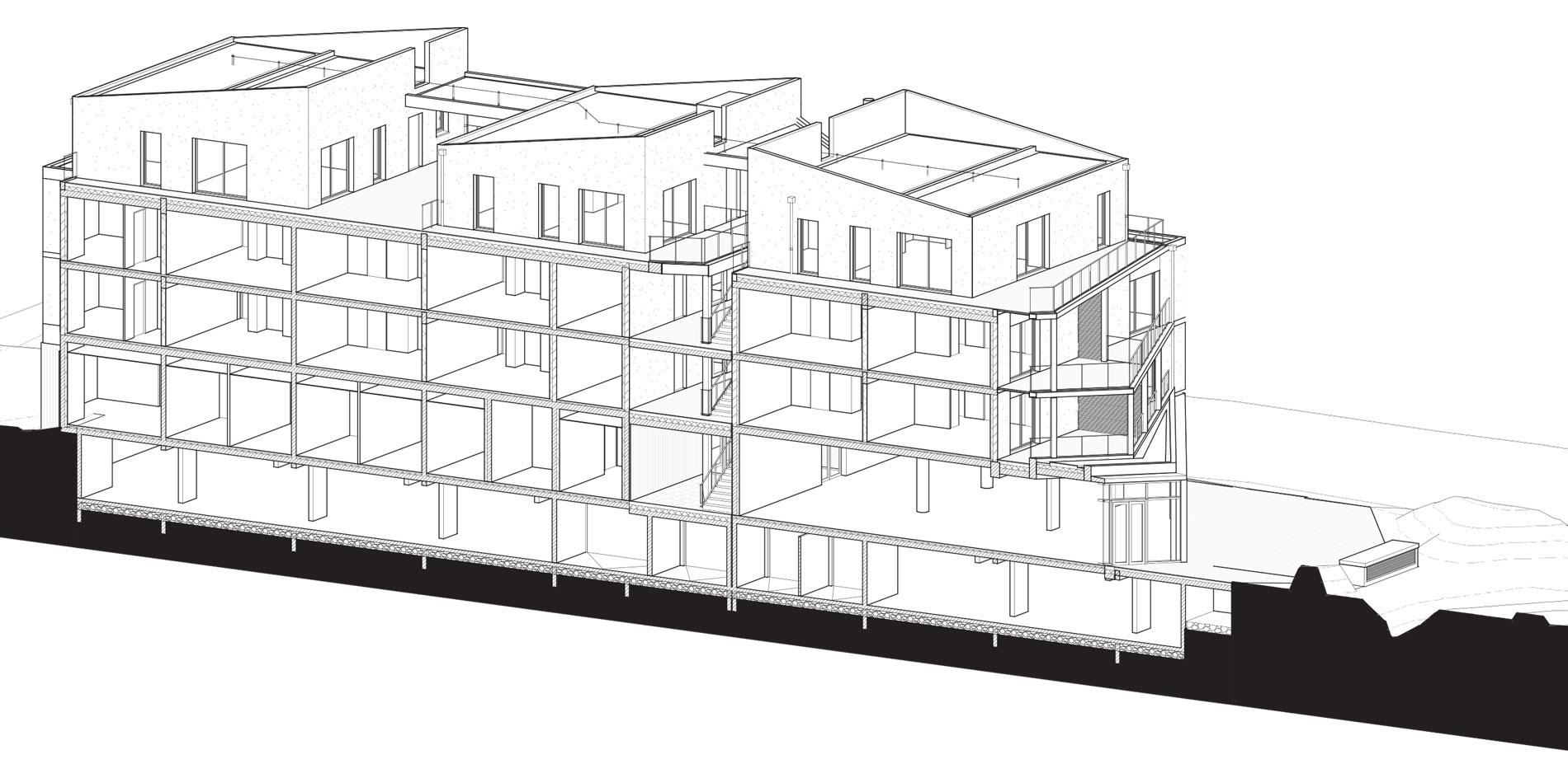 ASB architecture - chambéry savoie logement hotel restaurant 3