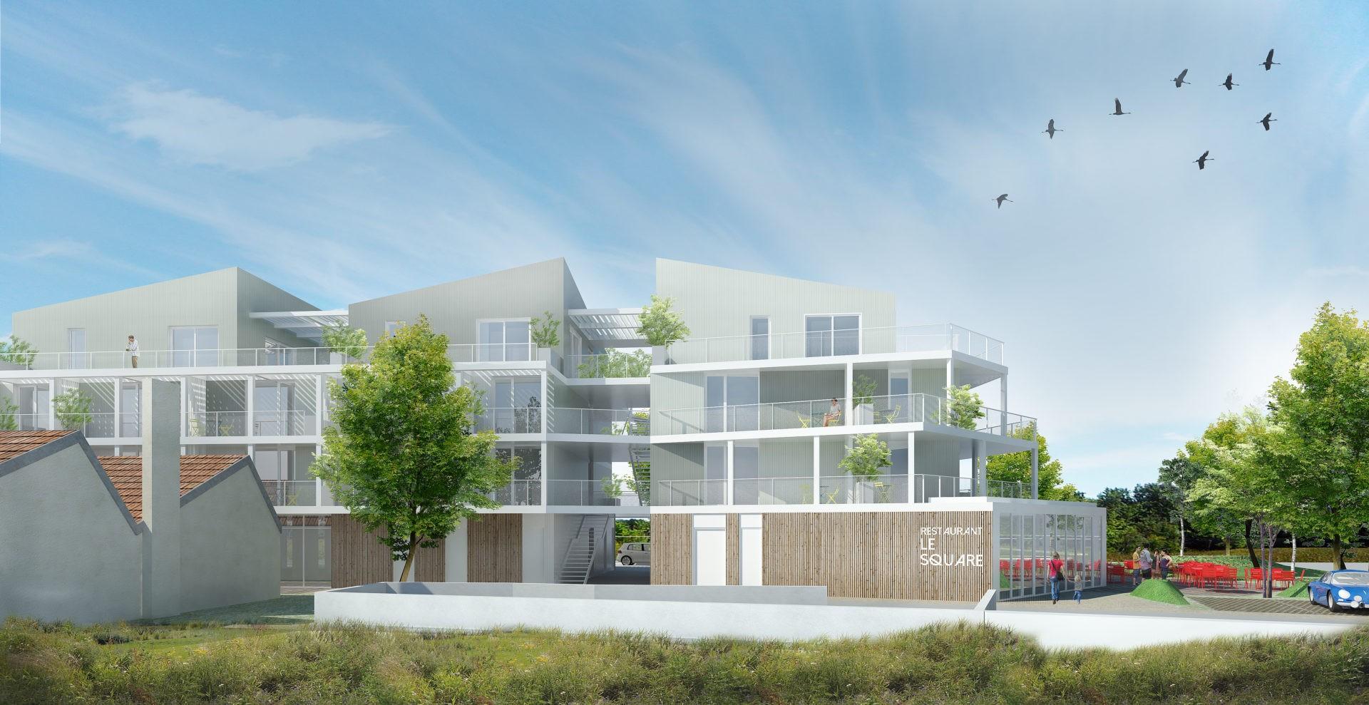 ASB architecture - chambéry savoie logement hotel restaurant 9